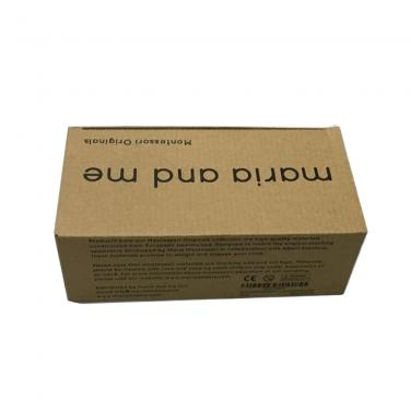 Tuck Flap Corrugated Brown Paper Box For Motor Packaging