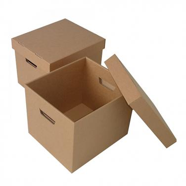 OEM order size design paper storage box