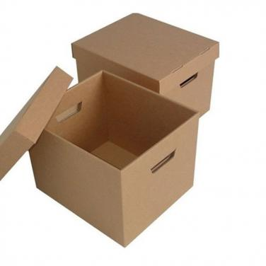 Custom size Office Appliance corrugated paper Packaging box