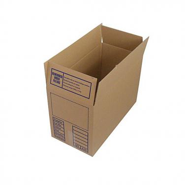 Custom RSC style double wall office appliance packaging box