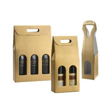 Three Pack Packaging Box