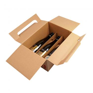 3 Pack Packing Box With Divider
