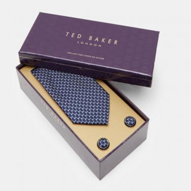 Handmade Tie Box