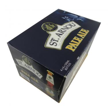 High Quality 12 Bottle Cardboard Wine Box With Logo