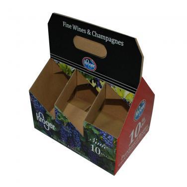 Custom Paper Beer Carrier