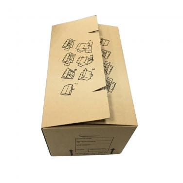 High quality customized corrugated master carton box