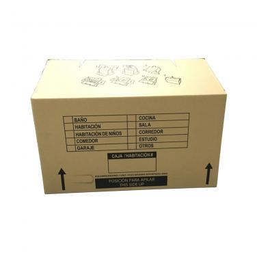 Double layers Shipping Corrugated Master Box