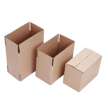 Corrugated Foldable Storage Box Master Carton