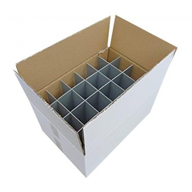 24 Bottles Packaging Box