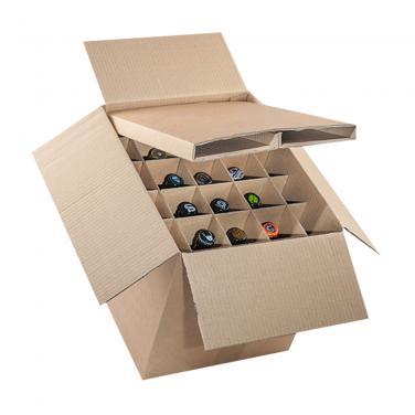 24 Bottles Packing Box