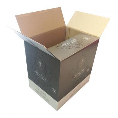 Custom Printed RSC Cardboard Carton