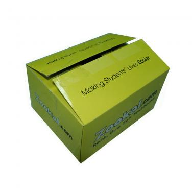 Corrugated Moving Box With Custom Printing