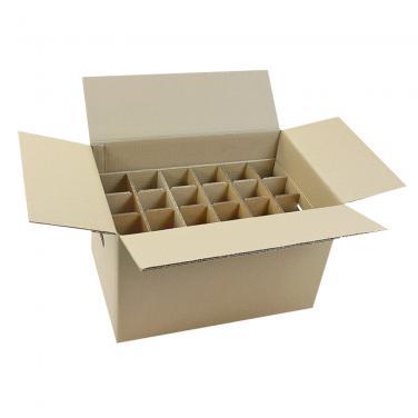 Experienced supplier of Wine & Beer Packaging,24 bottles box