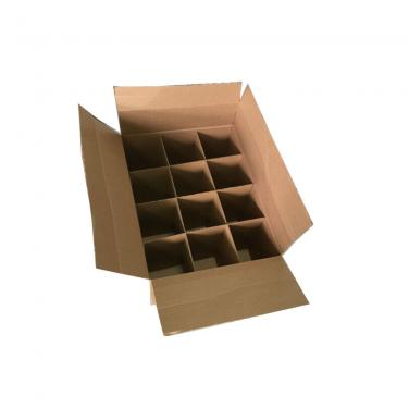 Custom Corrugated Wine Carton