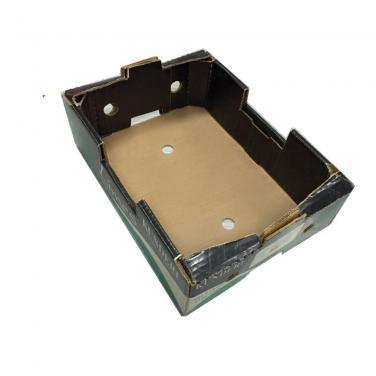 Custom cardboard paper vegetable pallet