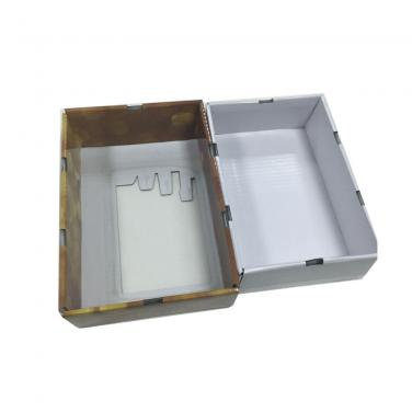 lid and base corrugated 2kg cherry box