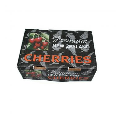 2kg Custom branch printed paper cherry box