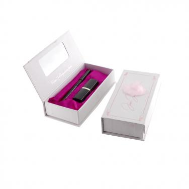 Custom Printing Fancy Cosmetic Lipstick Paper Box