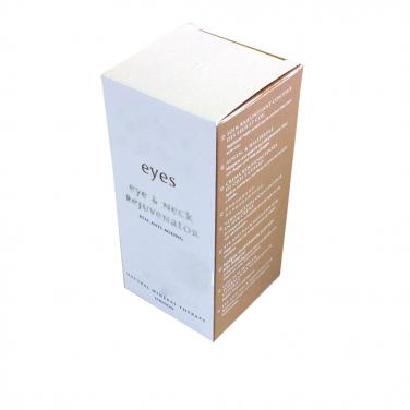 Factory Price CMYK color printing Eco-Friendly Eye Cream Paper Box