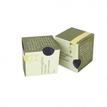 Custom Printed Glossy Eye Cream Paper Packaging Box