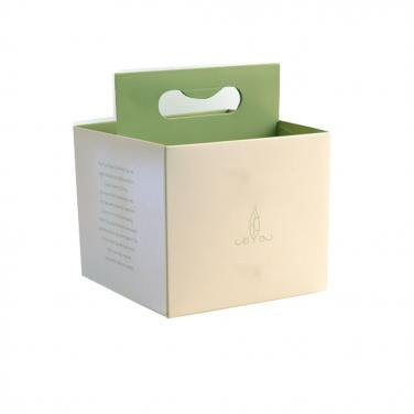 Custom High Quality Colorful Printing Eye Cream Packaging Paper Box