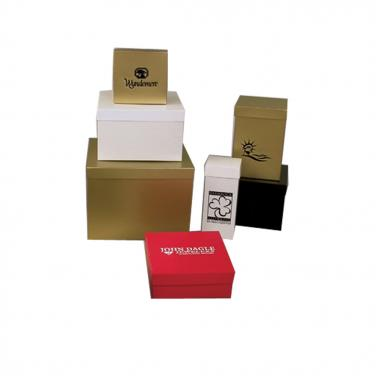 Custom High Quality Litho Printing Paper powder Packaging Box