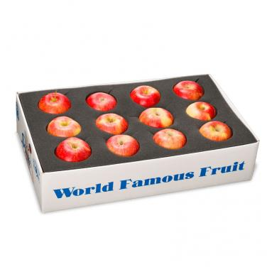 16 pcs apple packing box