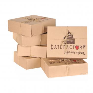dates packaging Shipping corrugated cartons boxes