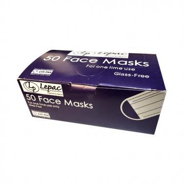 Custom Printing Logo Face Mask packing Gift Box