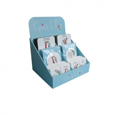 Face Mask PDQ Display Paper Box