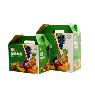 OEM LOGO printing cardboard pineapple packaging box