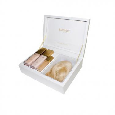 Custom High Quality Hair Extension Packaging Box