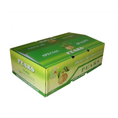 Pear Fruit Packing Carton Boxes Manufacturer