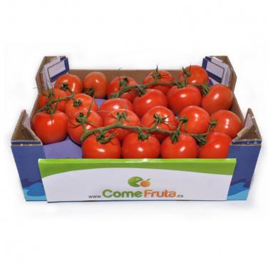 Custom Corrugated Tomato Box