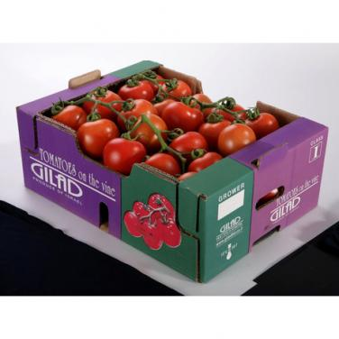 Custom Made Strong Corrugated Tomato Box