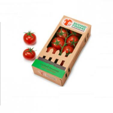 Custom Made Small Tomato Packing Boxes