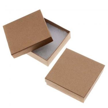 Paper Gift Box for Jewelry Packing