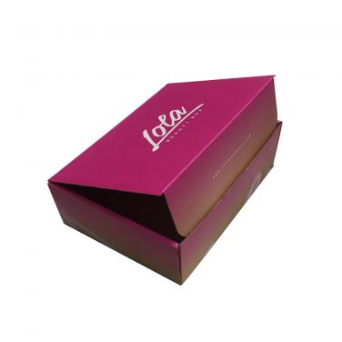 Rigid  Cardboard Carton Gift box for Packing with Customized Size and Printing