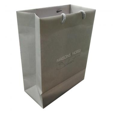 Spot Color Printing Custom Paper Bag