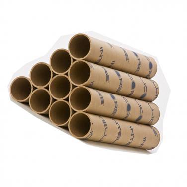 custom long paper tubes