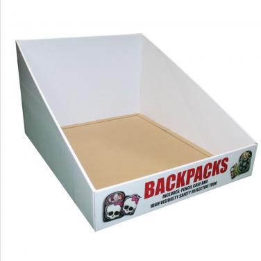 Foldable PDQ BOX