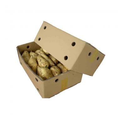 Custom Made Corrugated Yam Box