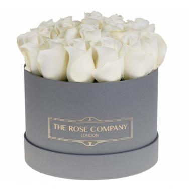 Custom Made Boxes?For?Roses?Packaging