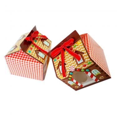 Custom Printing and Size Fancy Design Packaging Box for Candy