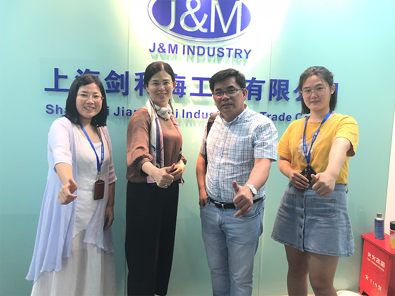 July 10th 2018, One of our customers from Philippines visited us