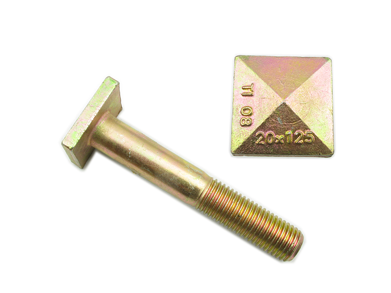 Custom Square Head Bolt