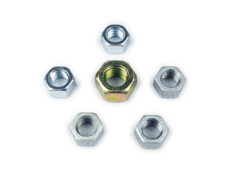 Finish Hex Nut