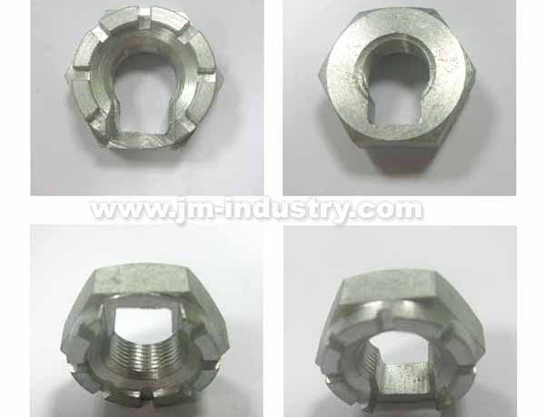 Castle Nut / Hex Slotted Nut