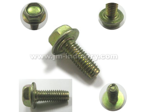 Hex Head Triangular Screw