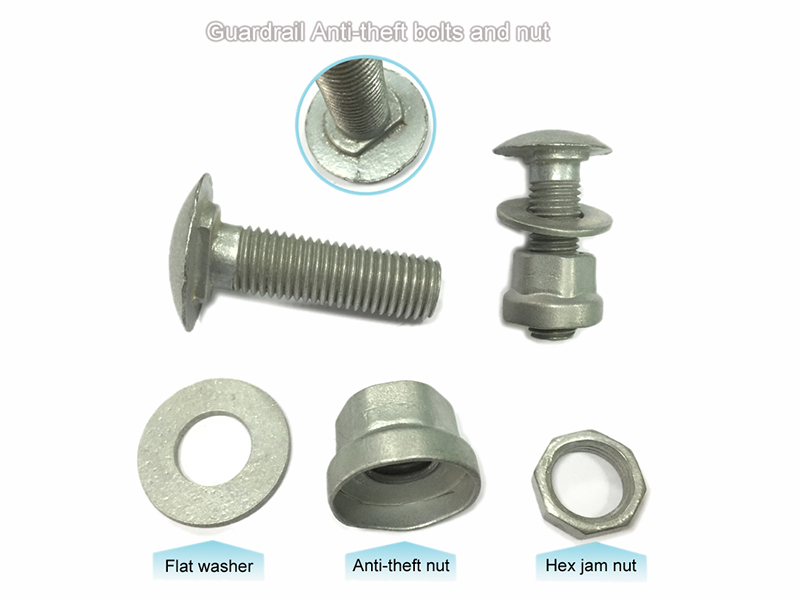 Guardrail Bolt